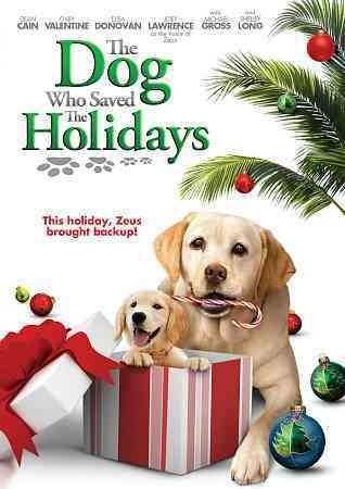 The Dog Who Saved The Holidays (DVD)