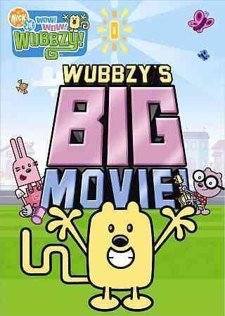 Wubbzy's Big Movie (DVD)