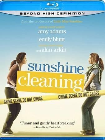 Sunshine Cleaning (Blu-ray Disc)