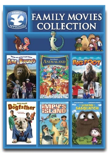 Dove Approved Family Movies Collection (DVD)