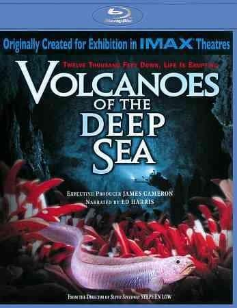 Volcanoes of the Deep Sea (IMAX) (Blu-ray Disc) - Thumbnail 0