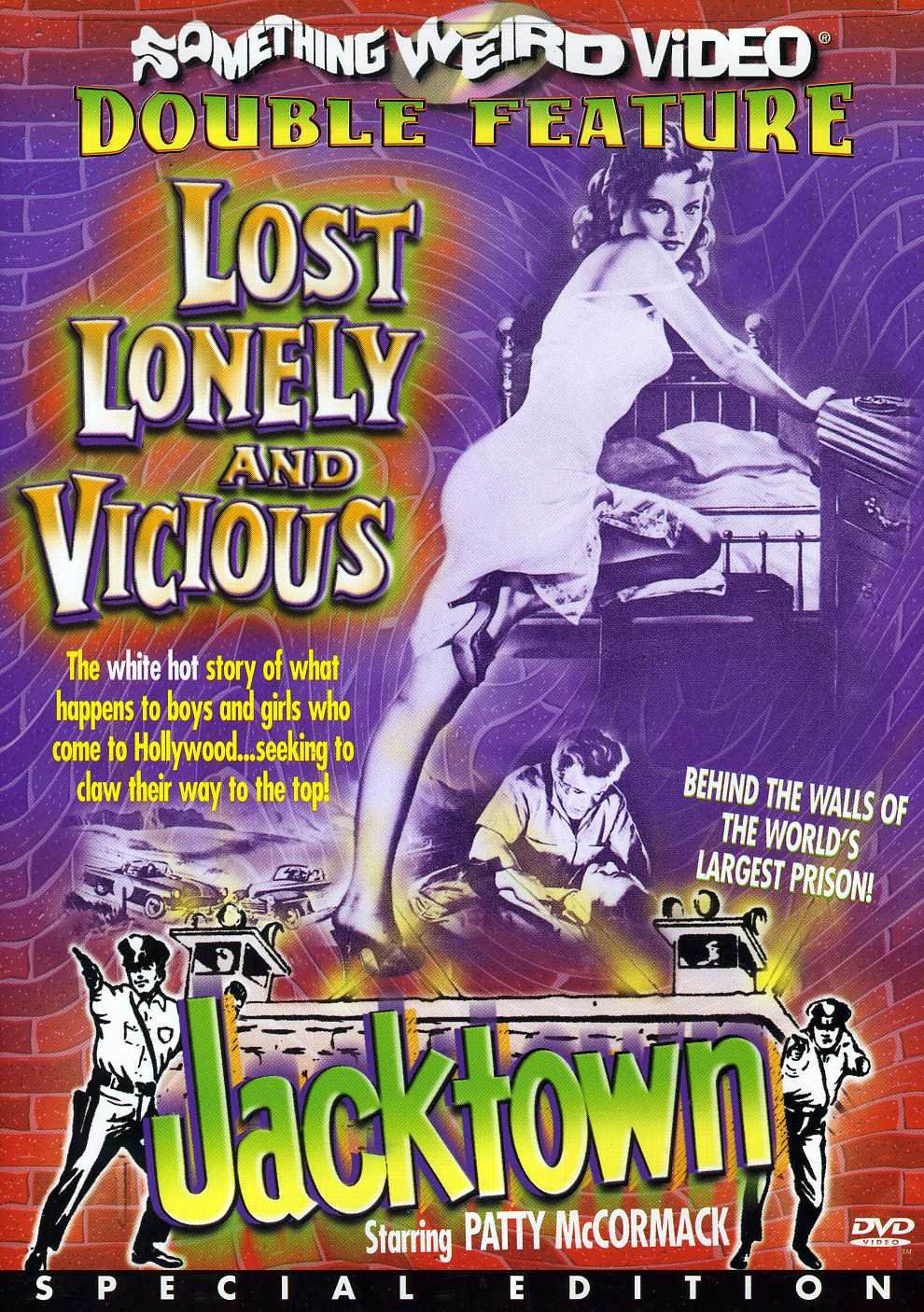 Lost Lonely and Vicious/Jacktown (DVD)