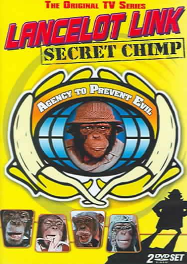 Lancelot Link - Secret Chimp (DVD)