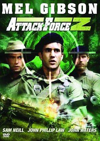 Attack Force Z (DVD)