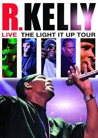 R. Kelly Live! The Light It up Tour (DVD)