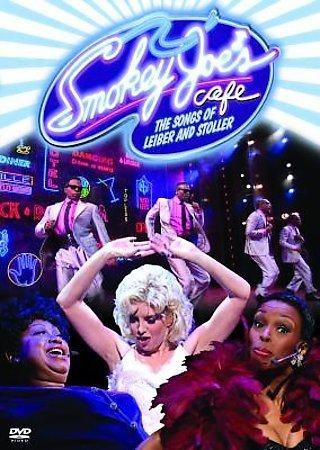 Smokey Joe's Cafe/Music Of Leiber & Stoller (DVD)