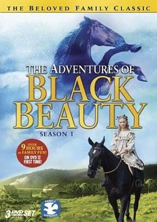 Black Beauty: Adventures Of Black Beauty Series 1 (DVD)