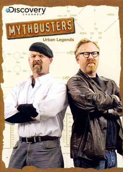 Mythbusters: Urban Legends (DVD)