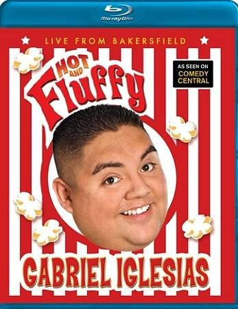 Gabriel Iglesias: Hot And Fluffy (Blu-ray Disc)