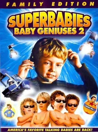Superbabies: Baby Geniuses 2 (DVD)