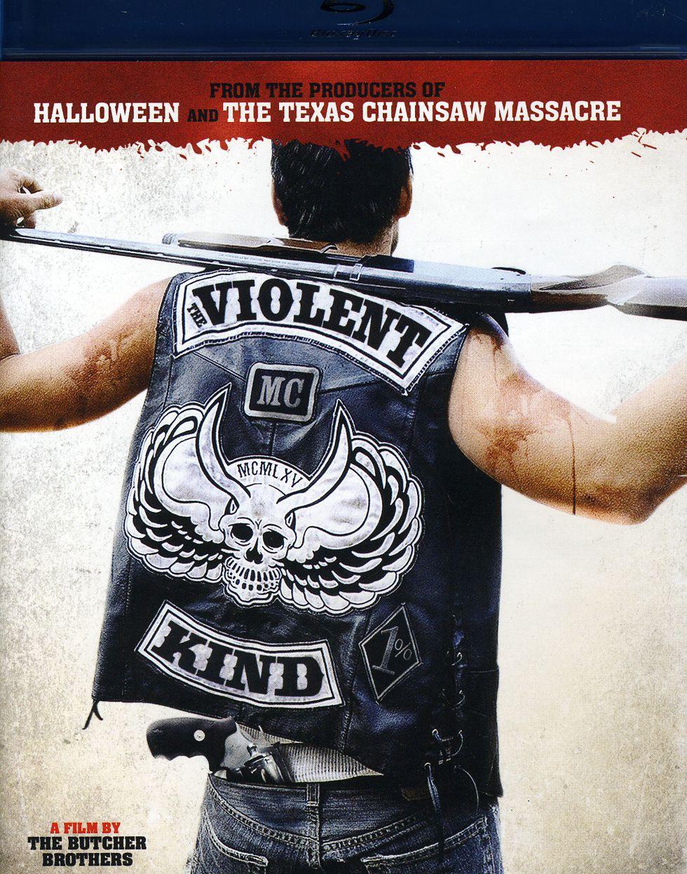 The Violent Kind (Blu-ray Disc)