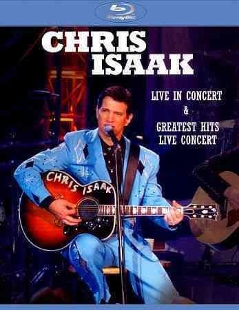 Chris Isaak: Live/Greatest Hits: Live (Blu-ray Disc)