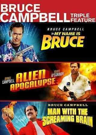 Bruce Campbell Triple Feature (DVD)