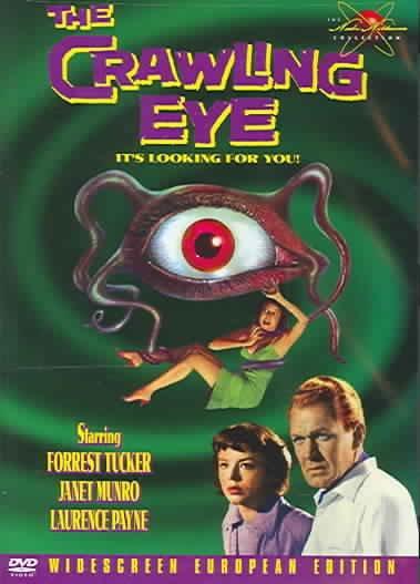 Crawling Eye (DVD)