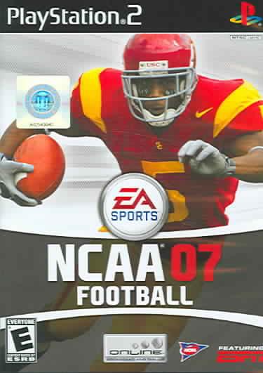 PS2 - NCAA Football 07