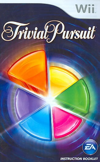 Wii - Trivial Pursuit - Thumbnail 0