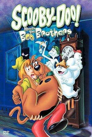 Scooby-Doo Meets the Boo Brothers (DVD)
