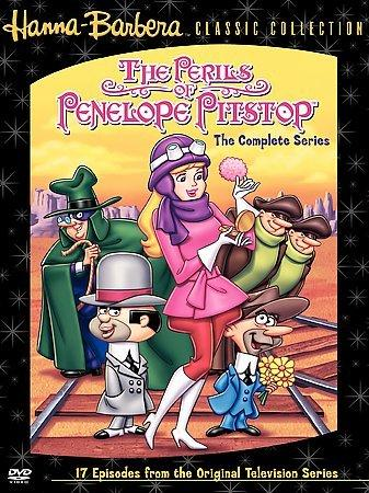 The Perils of Penelope Pitstop: The Complete Series (DVD)