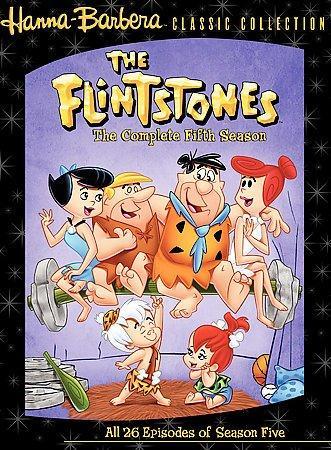 The Flintstones: The Complete Fifth Season (DVD)