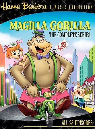 Magilla Gorilla (DVD)