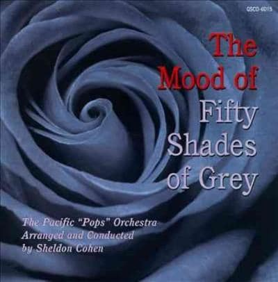 Pacific Pops Orchestra - The Mood of Fifty Shades of Grey