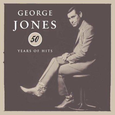 George Jones - 50 Years of Hits