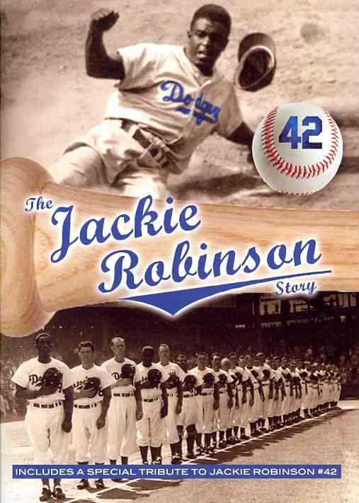 The Jackie Robinson Story (DVD)