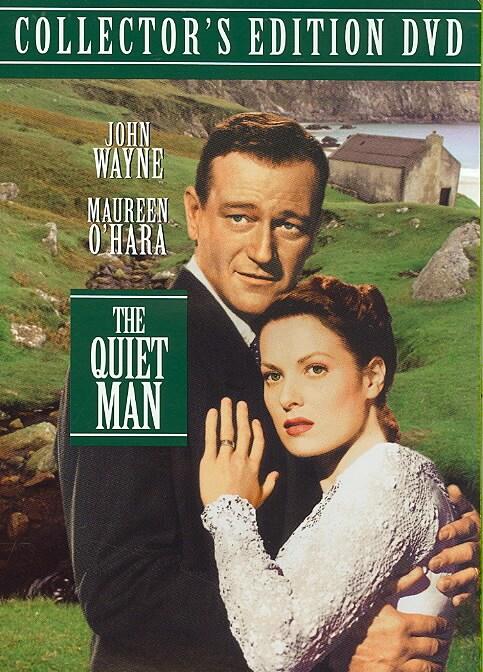 The Quiet Man (DVD)