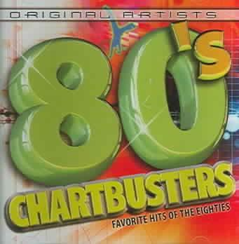 Various - 80's Chartbusters: Favorite Hits of the Eighties