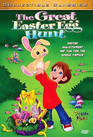 The Great Easter Egg Hunt (DVD)