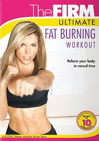 Ultimate Burning Workout (DVD)