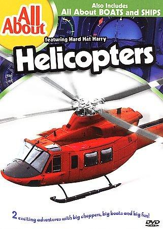 All About Helicopters & Boats And Ships (DVD)