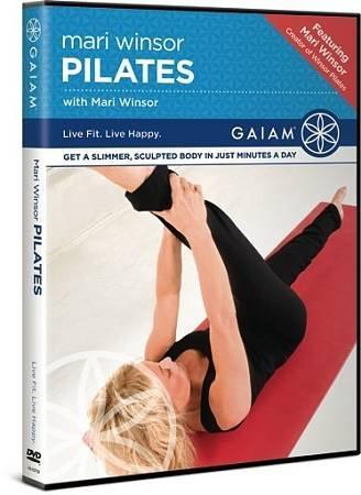 Mari Winsor Pilates (DVD)