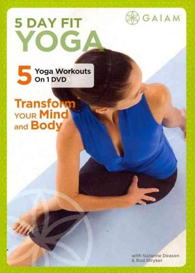 5 Day Fit Yoga (DVD)