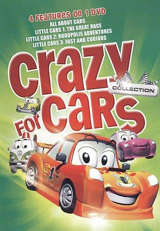 Crazy For Cars Collection (DVD)