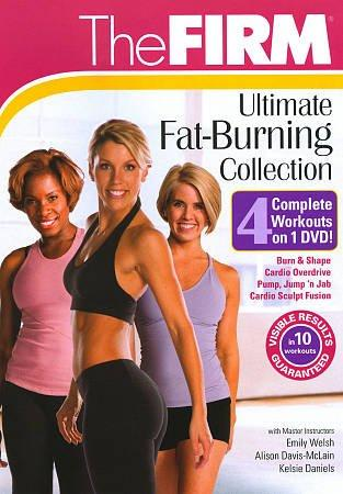 The Firm: Ultimate Fat Burning Collection (DVD)
