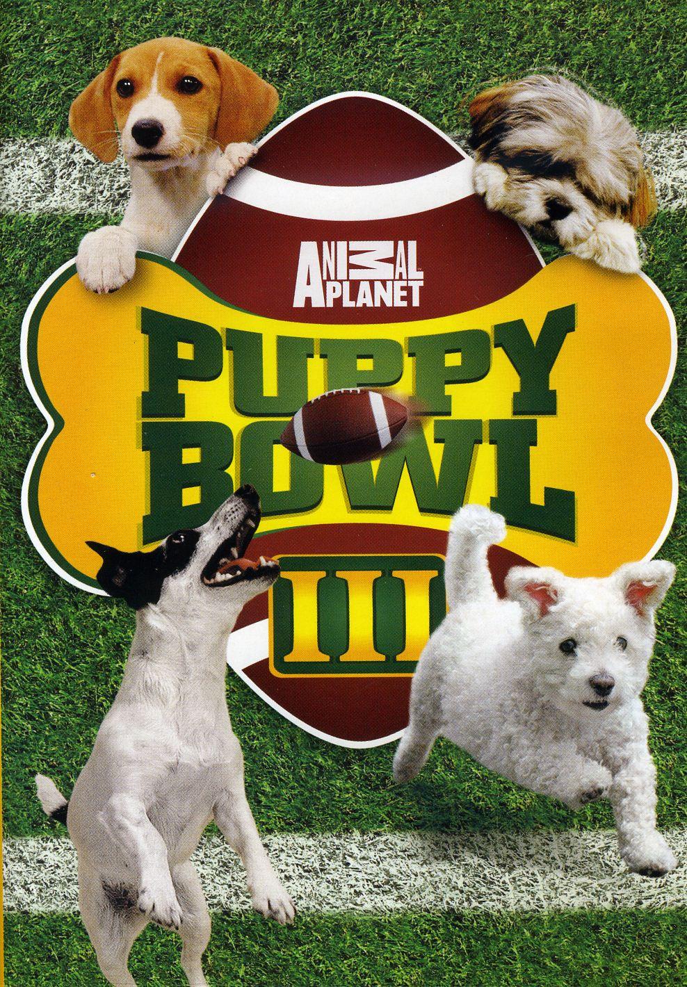Puppy Bowl III (DVD)