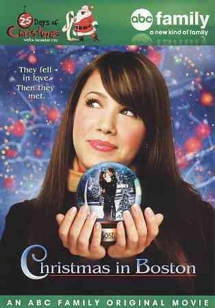 Christmas In Boston (DVD)