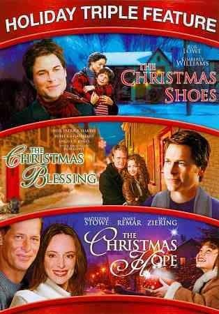 The Christmas Shoes/The Christmas Blessing/The Christmas Hope (DVD)