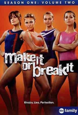 Make It Or Break Season 1 Vol. 2 (DVD)