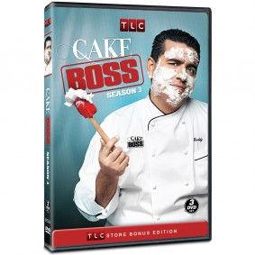 Cake Boss: Season 3 (DVD)