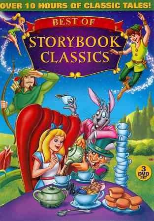Best Of Storybook Classics (DVD)