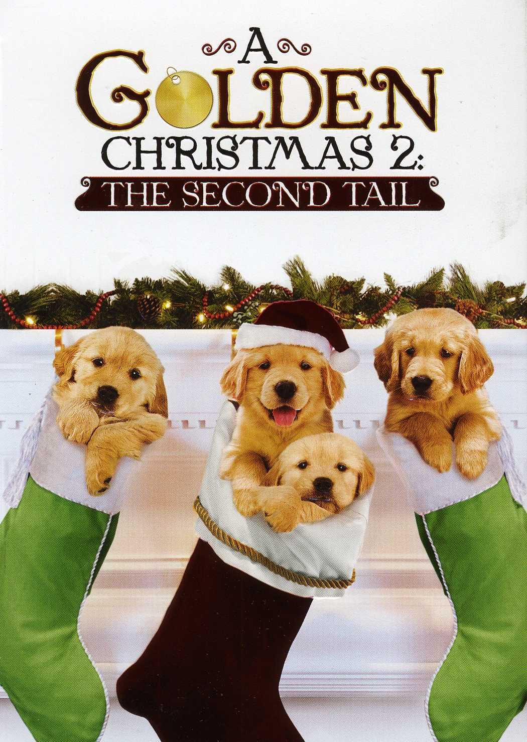 A Golden Christmas 2: The Second Tail (DVD)