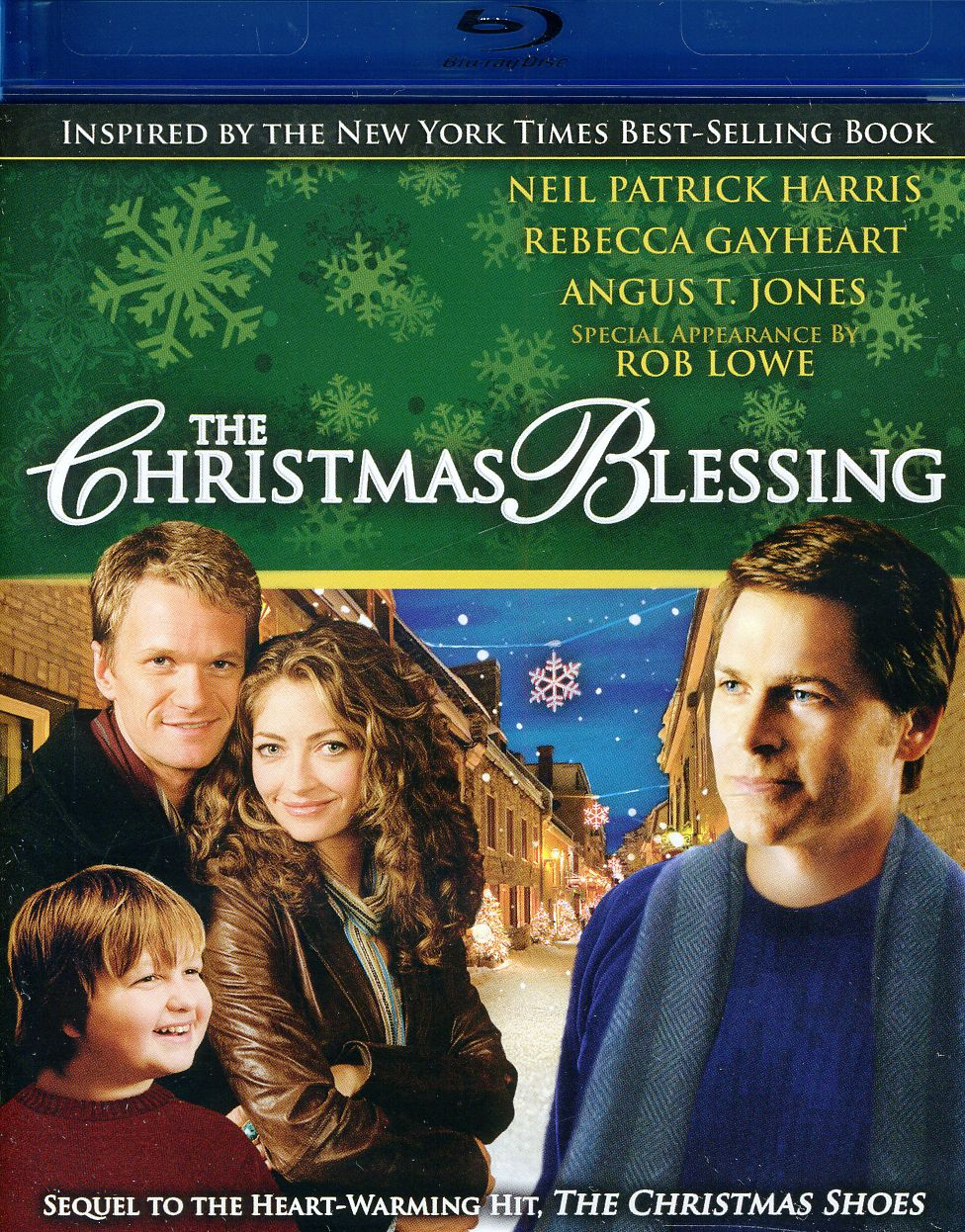 The Christmas Blessing (Blu-ray Disc)
