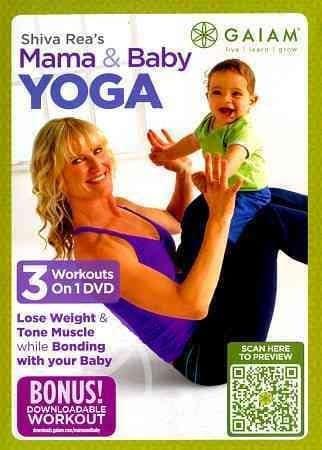 Mama & Baby Yoga (DVD)