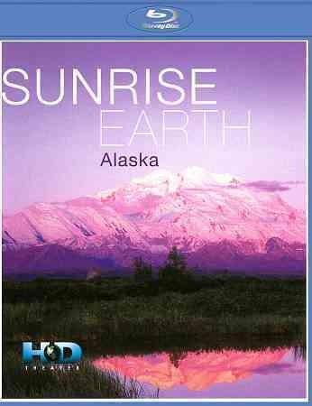 Sunrise Earth: Alaska (Blu-ray Disc)