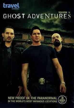 Ghost Adventures Season 4 (DVD)