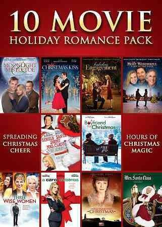 10 Movie Holiday Romance Pack (DVD)