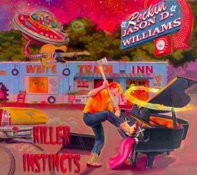 Jason D. Williams - Killer Instincts