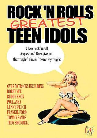 Rock N Roll's Greatest Teen Idols (DVD)